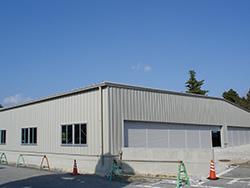 小中型の倉庫や工場に最適な規格化を追求したシリーズ