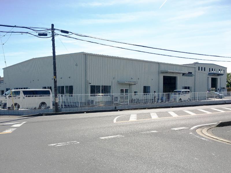 株式会社クリステンセン・マイカイ 第二工場