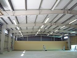PICK UP2 ! コアシス建築は大空間を要する施設に特化
